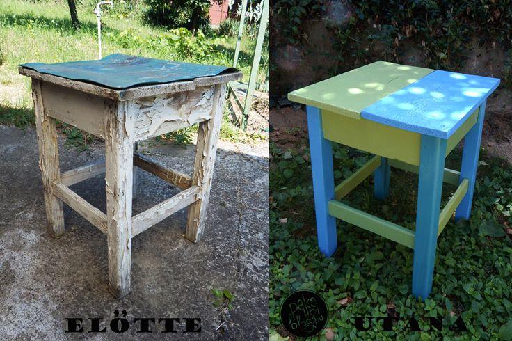 stool new life craft