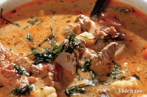 Legényfogó leves - Vidék Íze