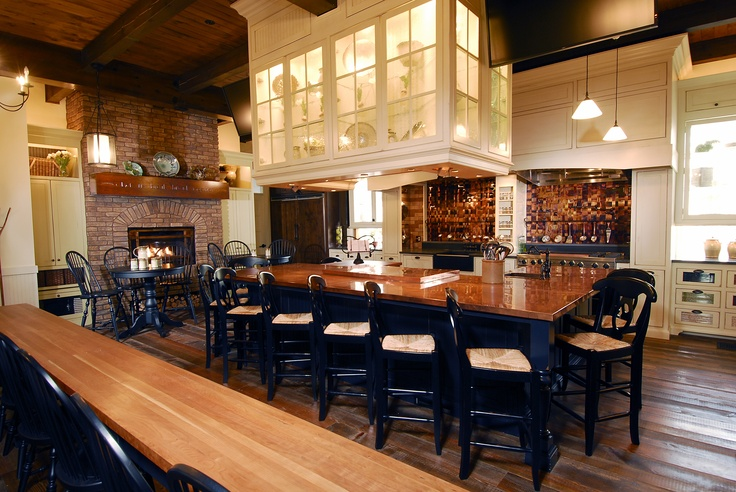The midwest living culinary craft school kitchen for Midwest living house plans