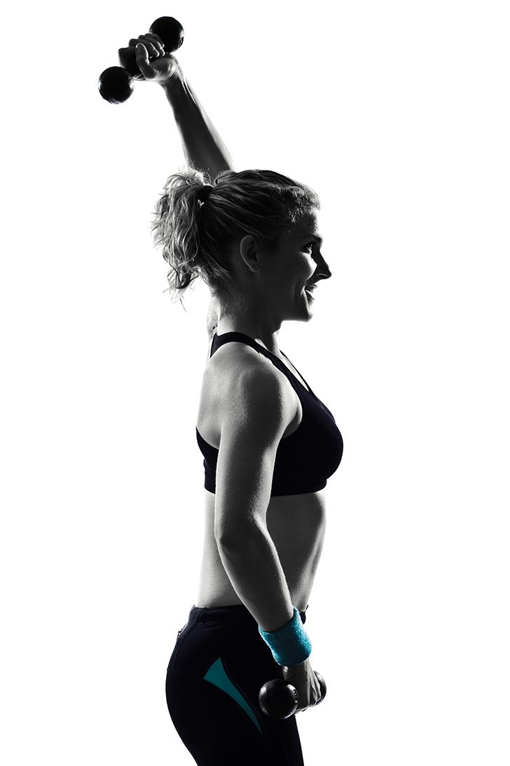10 Tone-Up Tweaks to Get a Better Burn  It happens to the best of us. Your gym r