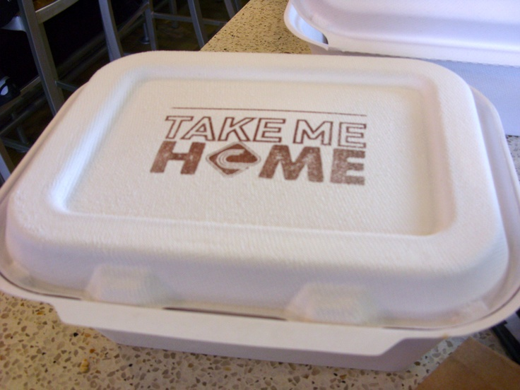 Personalize a stamp for take out box advertising. Phone number needed.
