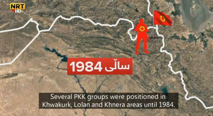 #Media #Oligarchs #Banks vs #union #occupy #BLM #SDF #DemExit #Humanity   [VIDEO] The PKK through the years in the Kurdistan Region  http://www.nrttv.com/EN/media-video-detail.aspx?Cor=2&Jimare=11992   The Kurdistan Workers' Party (PKK) once sought just one mountain to carry out its military activities against Turkey, but now most of the mountain ranges between the Kurdistan Region-Turkey and Kurdistan Region-Iran are under its control...