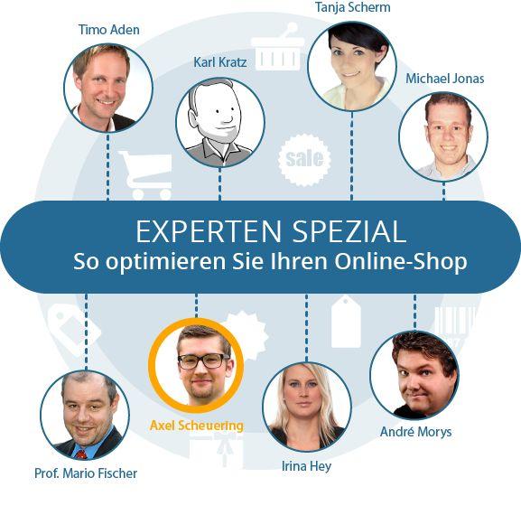Experten Spezial: SEO für Online-Shops - Teil 1