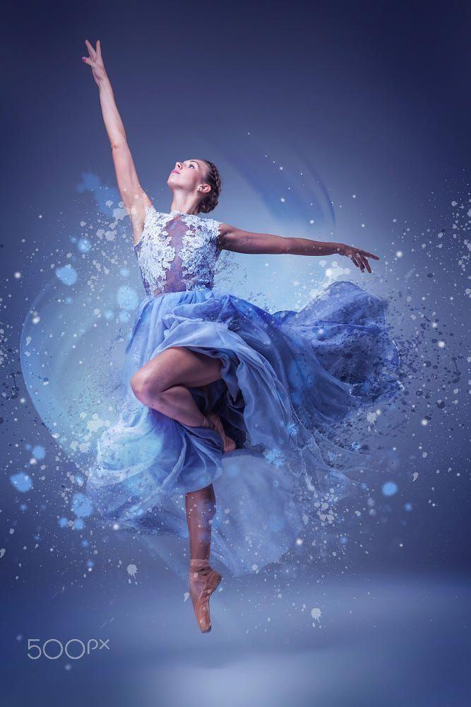 The Beautiful Ballerina Dancing In Blue Long Dress Ballerinaphotography Dance Photography Poses Dancer Photography Dance Poses
