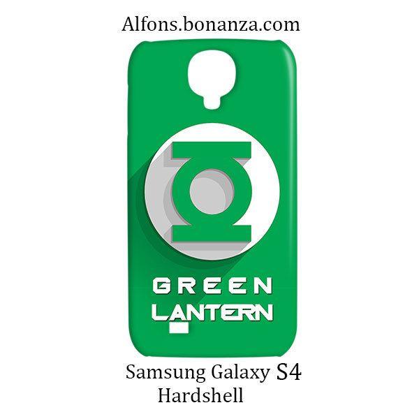 Green Lantern Superhero Samsung Galaxy S4 S IV Hardshell Case