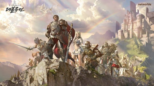 """Netmarble Games set to launch Lineage II Revolution in 11 countries this week South Korea's Netmarble Games is slated to officially launch its megahit role-playing game """"Lineage II Revolution"""" in 11 countries Wednesday, amid rising expectations that the foray into overseas markets will attract new players and boost the game's falling revenue.  Netmarble Games set to launch Lineage II Revolution in 11 countries  Netmarble will begin offering """"Lineage II Revolution"""" in 11 markets in Asia…"""