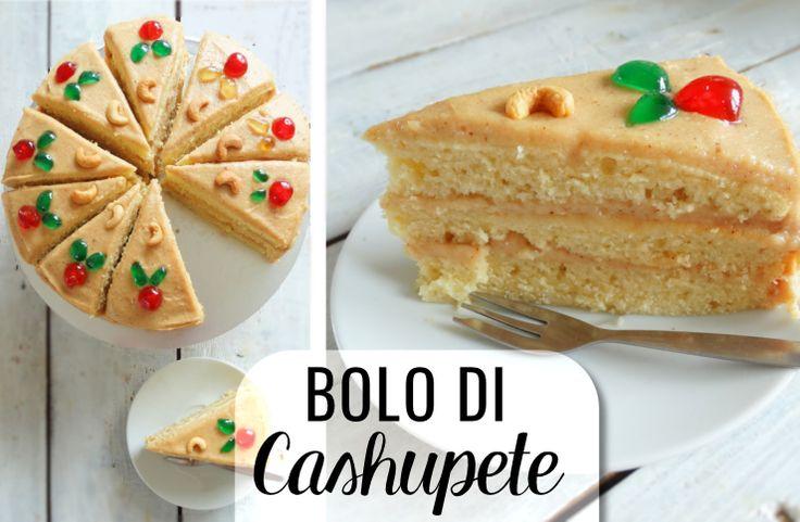 De bolo di cashupete is dé feesttaart bij uitstek! De zware cashewcrème is heel decadent en heeft echt een authentiek Antilliaanse smaak. De basis van deze taart is eenbolo di manteka. (klik voor recept) Wanneer de cake helemaal is afgekoeld, wordt hij in 3 lagen gesneden die vervolgens met de volgende vulling worden afgemaakt: INGREDIËNTEN: …