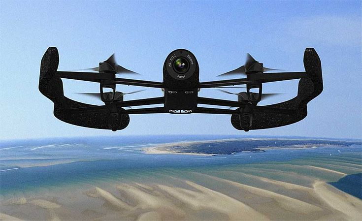 Parrot Bebop Drone Now Available in Stores