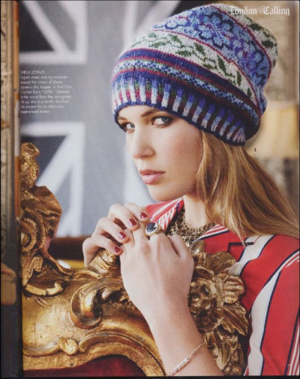 Vogue Knitting Patterns For Hats : ?????. ?????????? ?? LiveInternet - ?????????? ?????? ??????-????????? ????...