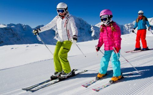 Горные лыжи и сноуборд: 10 правил безопасности для детей