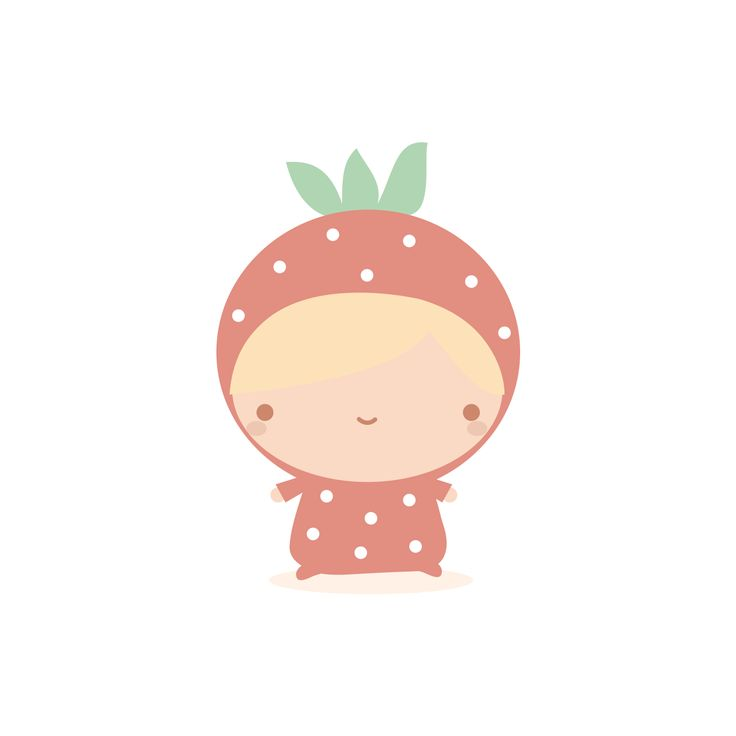 Dotty the strawberry