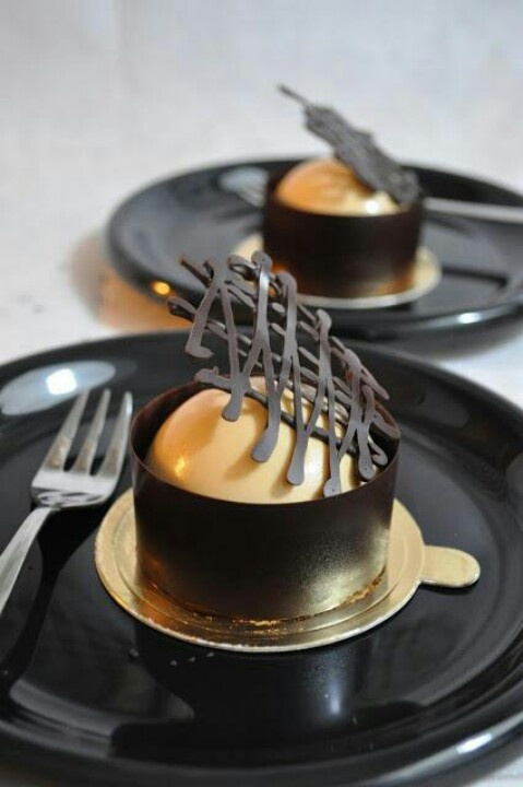 Culinary arts, Beautiful desserts and Desserts on Pinterest