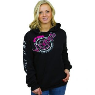 Off Road Vixens Junior KopyKat Hoodie - Front  #offroad #offroadvixens #clothes #clothing #firstplaceparts #female #ladies #lady www.firstplacparts.com