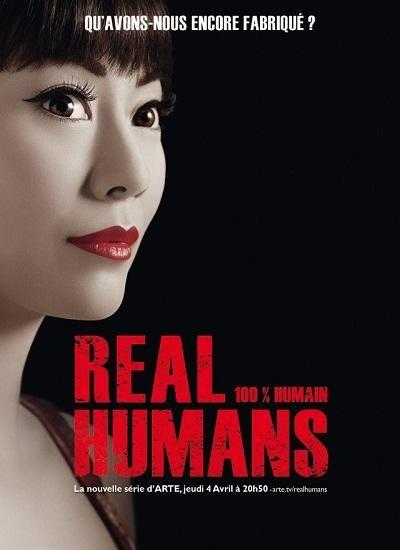 Real Humans tv series