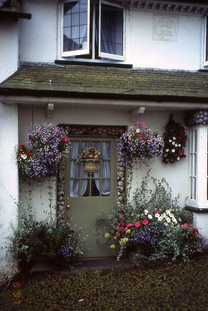 Clovelly, Devon, England