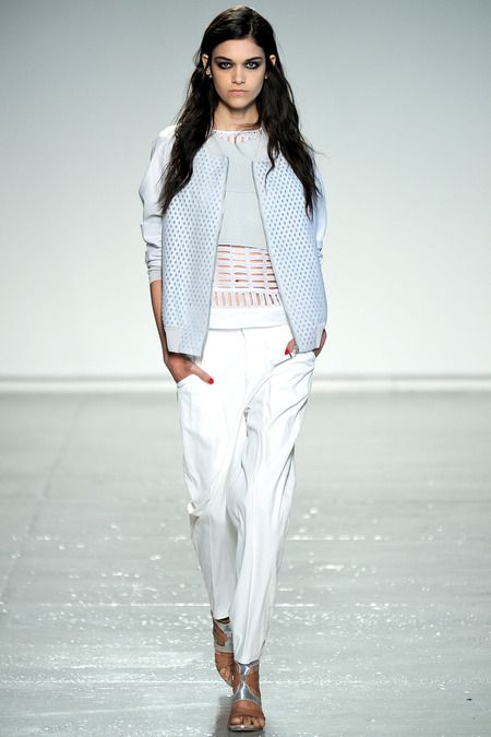 Rebecca Taylor   Spring 2014 Ready-to-Wear Collection   Style.com