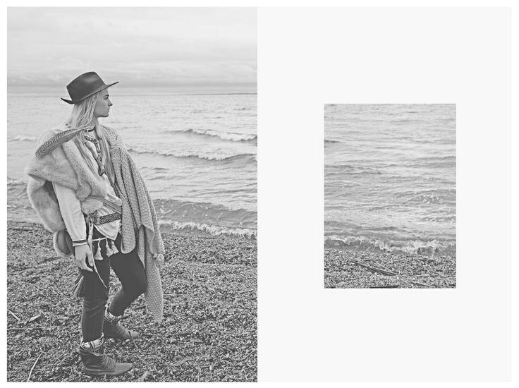 Wooden Storm I  photography: Trzeciej Wiedzy Oko assistance: Bożena, Vislav Wayfarer model: Marcelina concept: Laloux