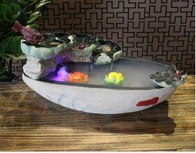 Aliexpress.com: Acheter La fontaine d'eau. Place .. bureau humidificateur .. rocaille. Le réservoir d'eau de fountain water fiable fournisseurs sur jiangdu liang's store