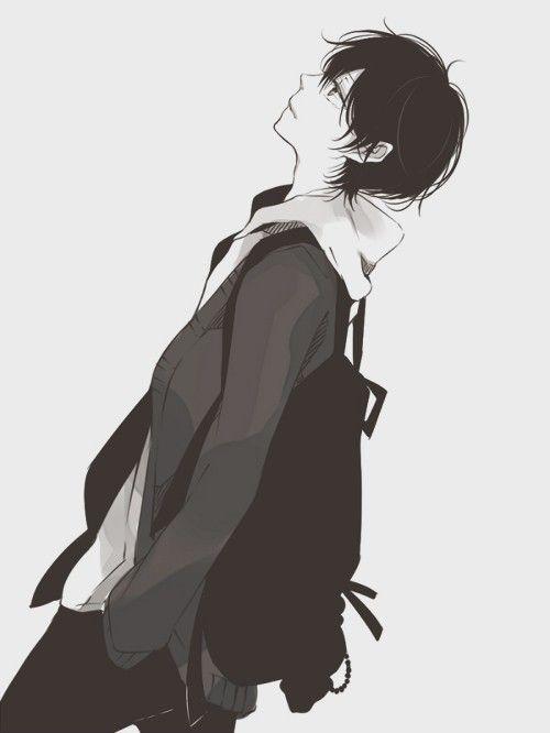 Anime Boys : Sad...