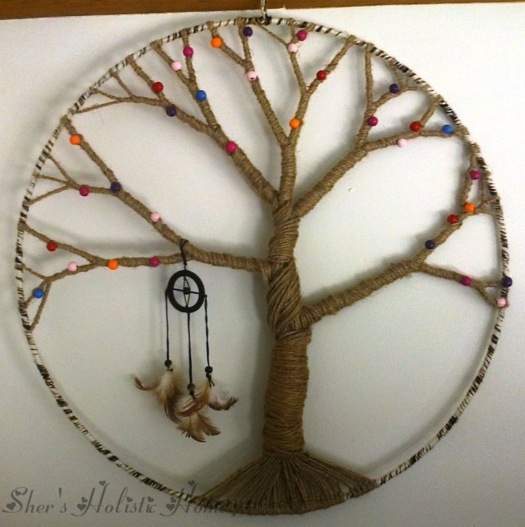 My very first attempt at a 'Tree of Life'...extremely happy with it PLUS it sold straight away!