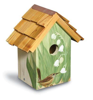 298 Best Images About Bird Houses On Pinterest Folk Art