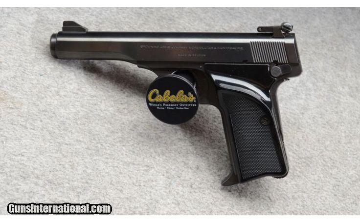 Browning 10/71 ~ .380 ACP