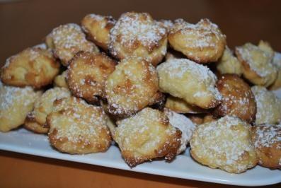 Zitronen-Sauerrahm-Kekse   – Kleingebäck