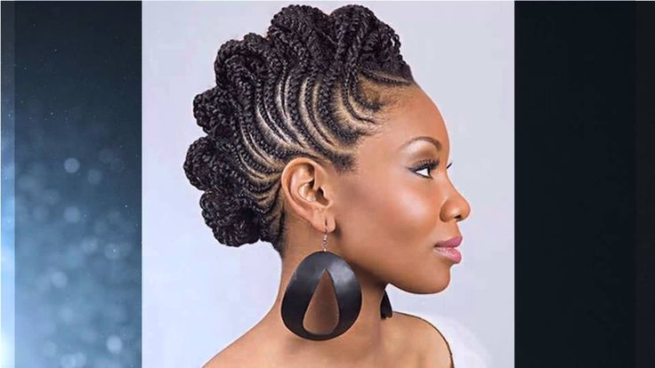 Amazing Wedding Updos For Black Women Natural Hair Styles Pinterest Updos Black Women And
