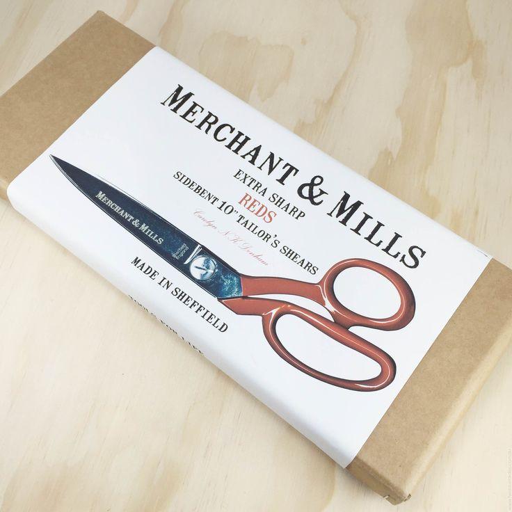 Merchant & Mills - REDS - Extra Sharp 10 - $150