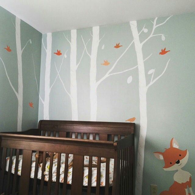 Best Nursery Tree Wall Decals Images On Pinterest Tree Wall - Wall decals for church nursery