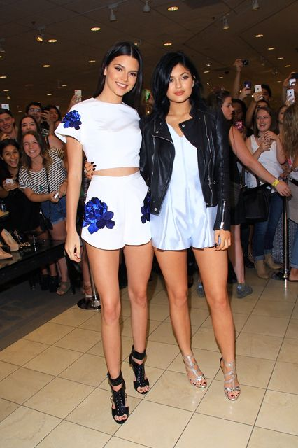 Kendall and Kylie Jenner's latest collab might change your mind about everything
