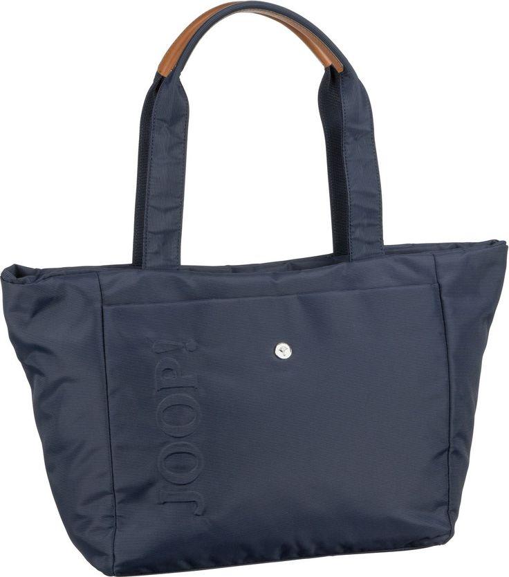 Taschenkaufhaus Joop Nylon Naviga Helena Shopper LHZ Dark Blue - Handtasche: Category: Taschen & Koffer > Handtaschen > Joop…%#Taschen%