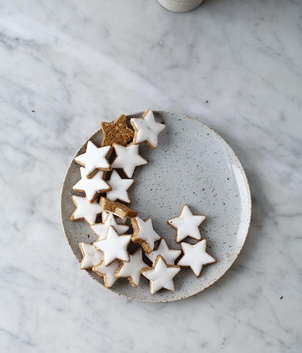 Star cookies. Repinned from Vital Outburst clothing vitaloutburst.com