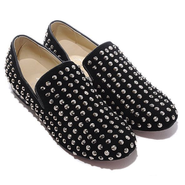 Christian Louboutin Rollerboy Spikes Loafers Black4 being unfaithful limited offer,no tax and free shipping.#shoes #womenstyle #heels #womenheels #womenshoes  #fashionheels #redheels #louboutin #louboutinheels #christanlouboutinshoes #louboutinworld
