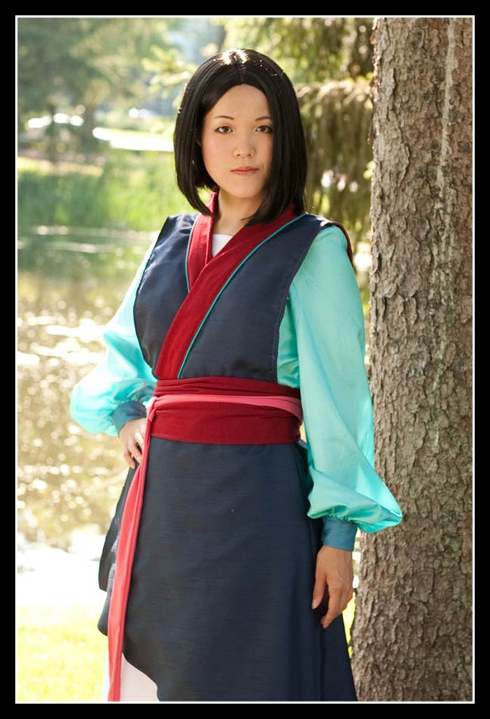 Disney Mulan Costume for Adults
