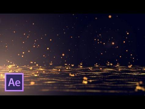 CZTUTORIÁL - After Effects 184 - Particular Bounce - YouTube