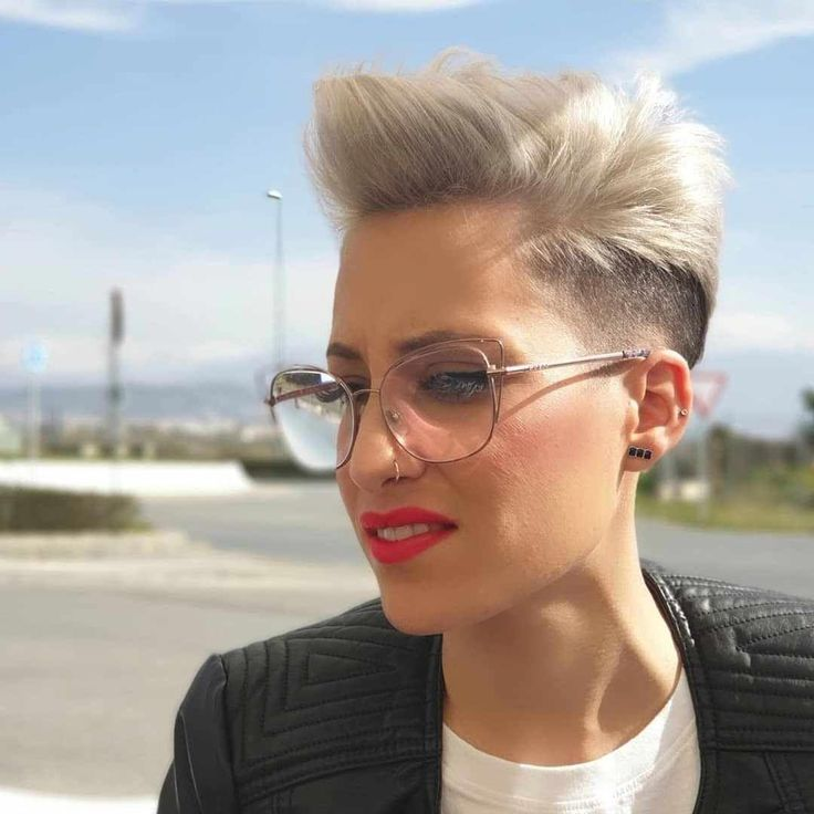 Die 60 beliebtesten und beeindruckendsten Ideen für kurze Frisuren für Frauen 2019 – #bobhaircut #BobHairstyles #hairstyle #Hairstyles #P