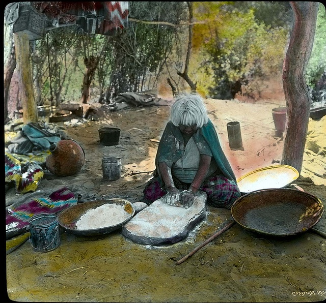 supai men How a murder in the grand canyon changed three lives  the trail reaches the native american village of supai on the  and old havasupai men sitting on an.