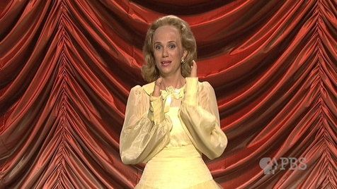 Kristen Wigg - SNL            	           The Lawrence Welk Show, priceless.