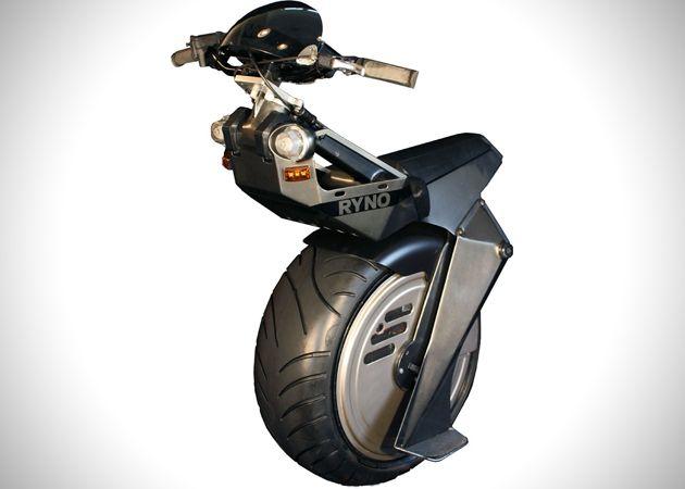 One Wheel Electric Micro-Cycle by RYNO Motors (1) // Get More RYNO - http://www.youtube.com/watch?v=Z1YoCfm7nxU