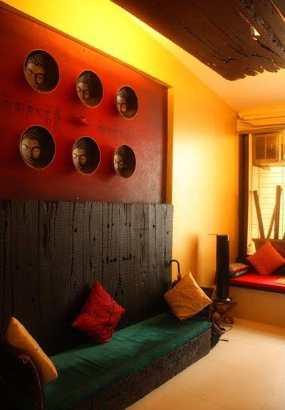 1 Bhk Flat Decoration Idea Of 25 Best Ideas About Indian Living Rooms On Pinterest