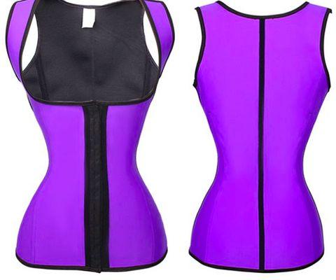 Purple Waist Trainer Vest