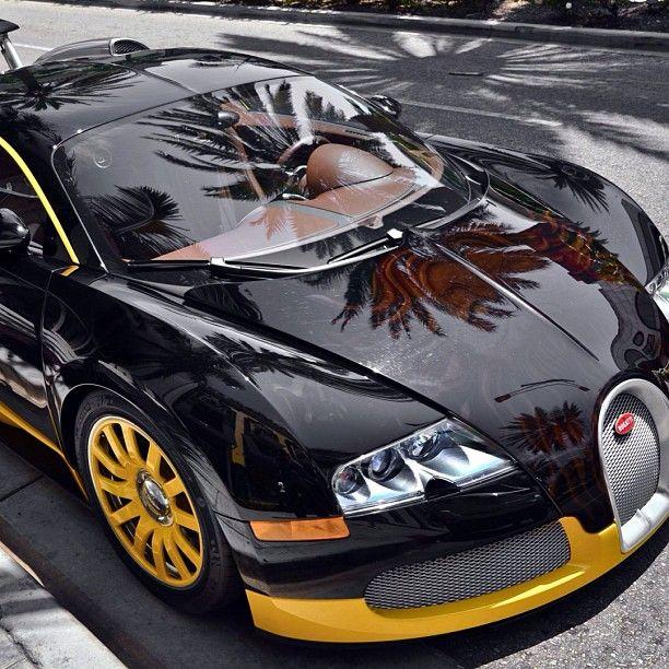 #Bugatti The No.1 Supercar - The Bugatti Veyron