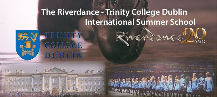 Be part of the first Riverdance Summer School