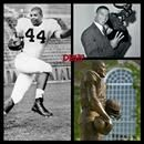 """Ernie Davis became the 1st African-American to win college football's most prestigious award, the Heisman Trophy. Ernest """"Ernie"""" Davis was a football running back and the 1st African-American athlete to win the Heisman Trophy. Wearing number 44, Davis competed collegiately for Syracuse University be...Ernie Davis became the 1st African-American to win college football's most prestigious award, the Heisman Trophy. Ernest """"Ernie"""" Davis was a football running back and the 1st African-American…"""