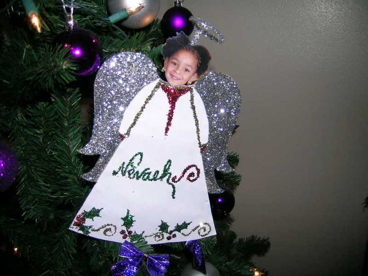 This is my daughter Nevaeh as a christmas craft. Please friends use her image responsibly and enjoy your kids as a beautiful CHRISTMAS ornament. thank you