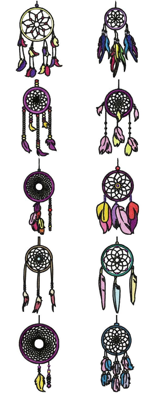DREAM CATCHER PATTERNS - FREE PATTERNS