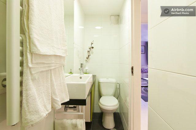 Bathing room _ Apartment Chiado