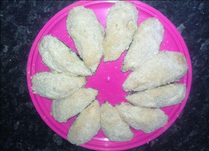 Tigres para #Mycook http://www.mycook.es/cocina/receta/tigres