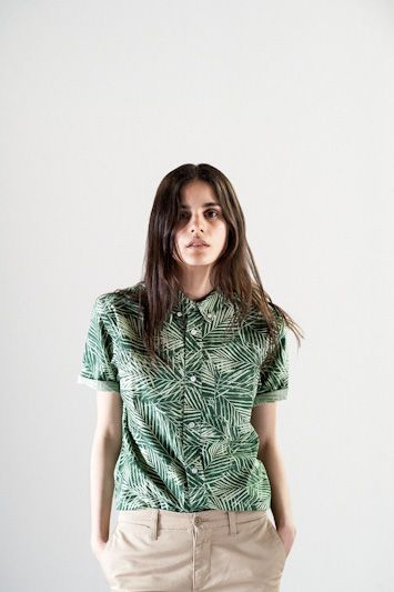 #carharttwip #streetwear #fashion #womenswear  http://www.urbag.cz/carhartt-wip-jaro-leto-2014-damska-kolekce-obleceni/